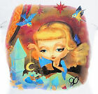 DISNEY ART OF THE DISNEY PRINCESS BLUEBIRDS MICE SEWING CINDERELLA T SHIRT BOX50