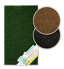 Anti Slip AstroTurf Doormat Easy Clean 70cm x 40cm Outdoor Rectangle Scraper Mat