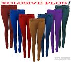 NEW LADIES STRETCH JEGGINGS WOMENS SLIM SKINNY JEANS TROUSERS 6 8 10 12 14