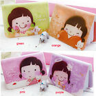 Lovely Girl Business ID Credit Card Korean Wallet Holder Pocket Bag Case Cute