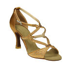 *6 COLORS NEW DESIGN PROFESSIONAL WOMEN'S LATIN BALLROOM DANCING SHOES_729