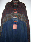 "New with Tags ""Vertical"" Men's Dress/Casual Shirts Assorted Plaids & Sizes"