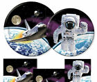 Space Odyssey party range plates cups banners napkins bags blowouts FREE POST