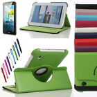 "360 Rotating PU Leather Case Cover For Samsung Galaxy Tab 2 7"" P3100 P3110 P3113"