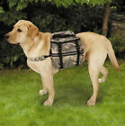 Casual Canine Dog Day Tripper Backpack Back Pack Travel Camo Camouflage