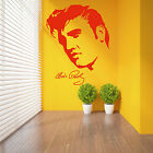 ELVIS PRESLEY Wall Art Sticker decal vinyl mural