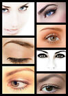 SALON SPA HEALTH BEAUTY EYES EYEBROW SHAPING COLLAGE POSTER PRINT ART PHOTO
