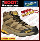 Blundstone Work Boots 792, Lace-Up  Steel Toe Safety, Nubuck Hiker. Brand New.
