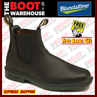 Blundstone Work Boots, 063, Black, Elastic Sided, Non Safety Dress Boot.  New!