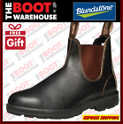 Blundstone 500 'Max Comfort' Work Boots.   Elastic Sided, Non Safety. 'Brand New