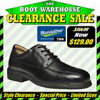 Blundstone Work Boots 780, Executive Lace-Up Steel Toe Safety Shoe. Brand New.