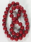 Red Mountain Jade Round Beads 6mm, 8mm, 10mm - 16 inch strands