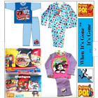 Postman Pat Pyjama Set/Briefs/Vest/Underwear/100% Cotton/Multi Size 1-5 Years