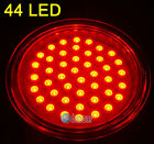 GU10 44 LED Ampoule Lampe Light Bulb 3W Rouge 110/220v Wide Angle Red 1-12 piece