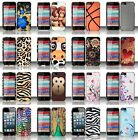TRENDE - Apple iPhone 5 Case Hard Snap-On Cover + Free TRENDE GIFT BOX