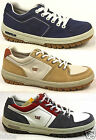 MENS CATERPILLAR CAT BRICEN CANVAS CASUAL LACE UP TRAINERS SHOES SIZE 6-12 NEW
