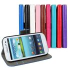 For Samsung Galaxy S3 i9300 Retro Designer Flip Wallet Stand Leather Case Cover