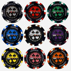 25pc 13.5g Clay Pro Poker Clay Poker Chips  Choose From 9 Colors
