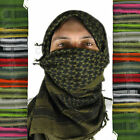 Mato & Hash Shemagh Military Tactical Keffiyeh Arab Scarf 100% Cotton Head Wrap
