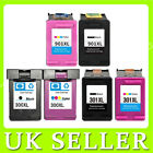 Remanufactured Ink Cartridges Replace For Printer 300 XL 301 XL 901 XL