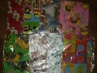 AMERICAN GREETINGS ASSORTED GIFT WRAP DORA SANTA CLAUS BRIDAL SHOWER BABY BIRTH
