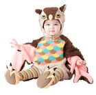 Owlette Tootsie Owl Infant Bird Costume