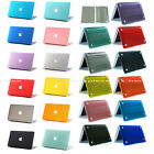 SnapOn Logo Cutout Hard Shell Case Cover for Macbook Pro 13 A1278 / Pro 15 A1286
