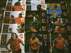09/10 Hull City Home Programmes (Mint condition) v Your Choice