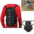 Racing Motorcross Motorcycle Body Back Armor Spine Protective Jacket Gear S M L