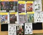 MEN COSTUMES paper patterns - choose from assorted designs & sizes