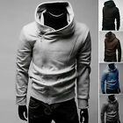 US Stock Mens Slim Fit Hoodies Jackets Coats Unisex Casual Tops IN 5Colors 4Size