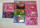 CHILDREN WALLET PURSE  & WATCH SET- HELLO KITTY, MINNIE MOUSE, DORA, CARS