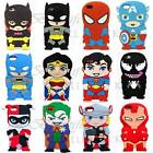 *Superhero Cartoon Comic Silicone Bubble Case - iPhone 5 & 5S Soft Rubber Cover*