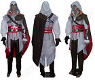 Assassin's Creed 2 II Ezio's cosplay Costume outfit