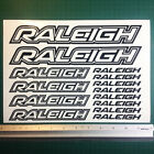 14 Raleigh BMX stickers,  bike,  bicycle,  vinyl decal. 3 Sizes. Any Colour