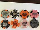 Nags Head Harley Davidson Poker Chip Nags Head  NC (OBX) MULTIPLE COLOR CHOICE