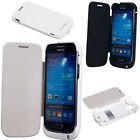 3000mAh External Backup Battery Charger Case for Samsung Galaxy S4 Mini i9190