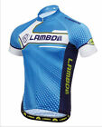 LAMBDA professional Cycling bike Clothing, Short Sleeves Jersey shirt, CM1302BSJ