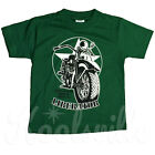 Child's Harley Davidson Liberator T-shirt WLA WLC Bobber Military Motorcycle