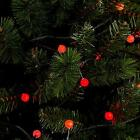 Red Christmas Decoration Berry Lights Bulbs Tree Window Party Decoration Light