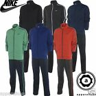 Nike Mens Full Zip Tracksuit Joggers Jogging Suit 7 Colours All Sizes 481264