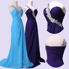 Gorgeous Womens Dresses Long Party Evening Dress Bridesmaid Ball Gown Size 6-20