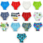 Alva Large size Bamboo Training Pants Reusable Washable With Snaps Baby Potty