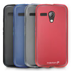 For Motorola Moto G XT1032 Flexible Soft Gel TPU Frosted Matte Case Cover Skin