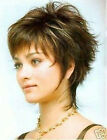 Vogue short mixed color lady's wigs/wig Free shipping
