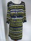 LOVELY M&S PER UNA SIZE 14 FULLY LINED TUNIC DRESS BNWT