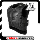 Speed & Strength Live By The Sword Mesh Street Motorcycle Vest Black