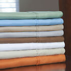 1200 Series 4 Piece Soft and Thin Bed Sheet Set Great for Summer