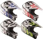 LS2 MX433 STRIPE OFF ROAD MOTOCROSS MOTORCYCLE MOTORBIKE CRASH HELMET MX443