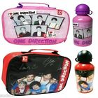 One Direction 1D Autograph School Lunch Bag and/or Aluminium Bottle New Gift